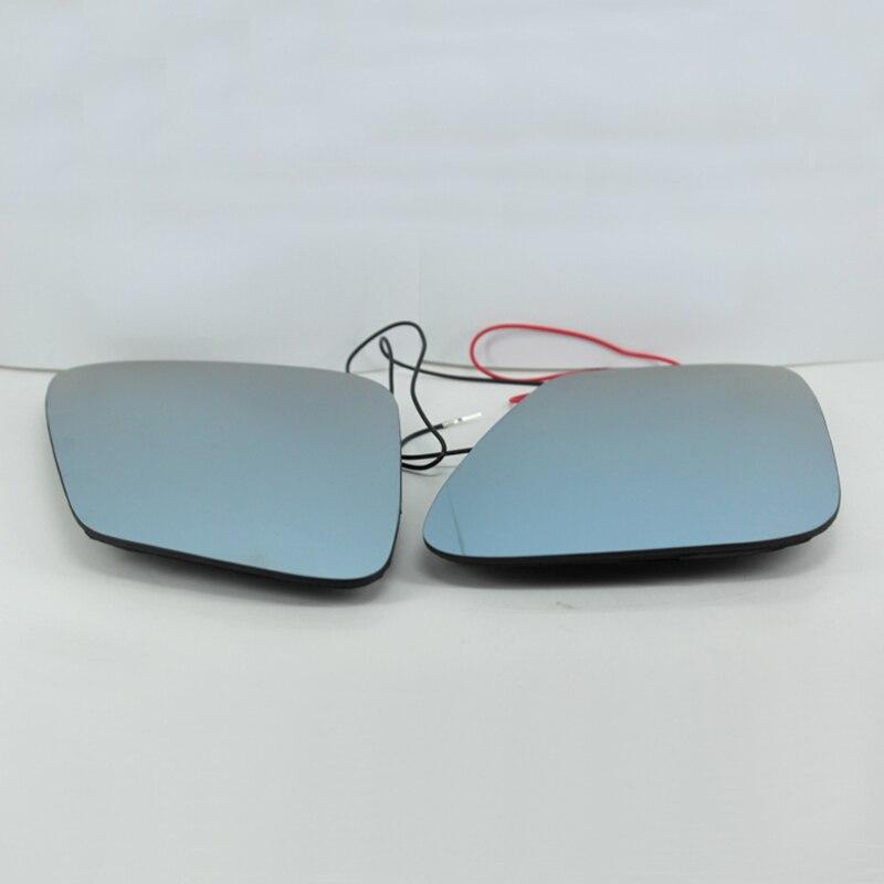 LED Steering Warning Rearview Blue Mirror for TOYOTA CRUISER/LEVIN/HIGHLANDER/RAV4/NEW COROLLA/REIZ/CAMRY/VIOS цена