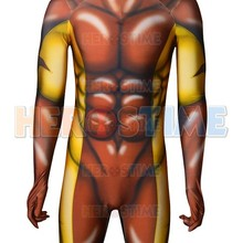 Zentai Suit Costume 3d-Printed Creed Cosplay Victor Adult Men Spandex Sabretooth Kid