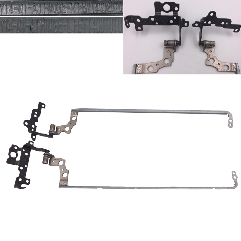 New Laptop Hinges for HP pavilion 15-P series For Not Touch Screen Models P/N: L:FBY14001010 R:FBY14002010New Laptop Hinges for HP pavilion 15-P series For Not Touch Screen Models P/N: L:FBY14001010 R:FBY14002010