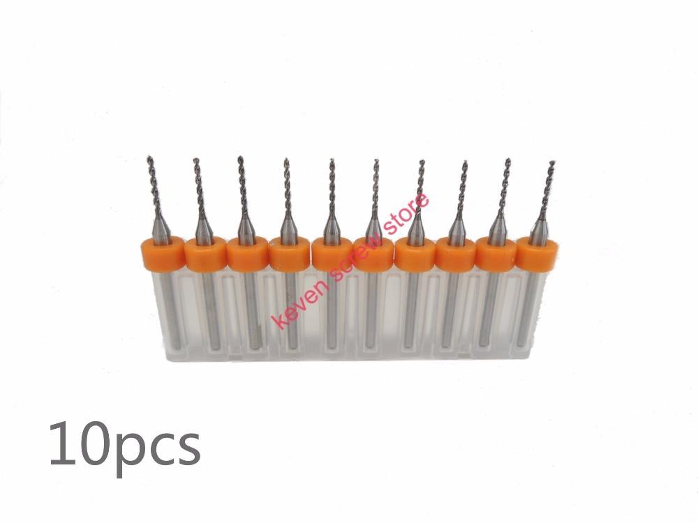 10pcs/Set 1.1mm High Quality Hard Alloy PCB Print Circuit Board Carbide Micro Drill Bits Tool 1.1mm  for SMT CNC 10pcs pcb print circuit board drill bit carbide micro drill bits engraving tool 0 1mm to 1 0mm r02 drop ship