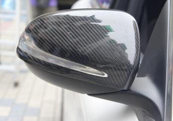 Band Neue ChromeDoor Seite Spiegel Abdeckungen Für Mercedes Benz GLC 2016 Rück Äußere Spiegel Abdeckung Molding Trim