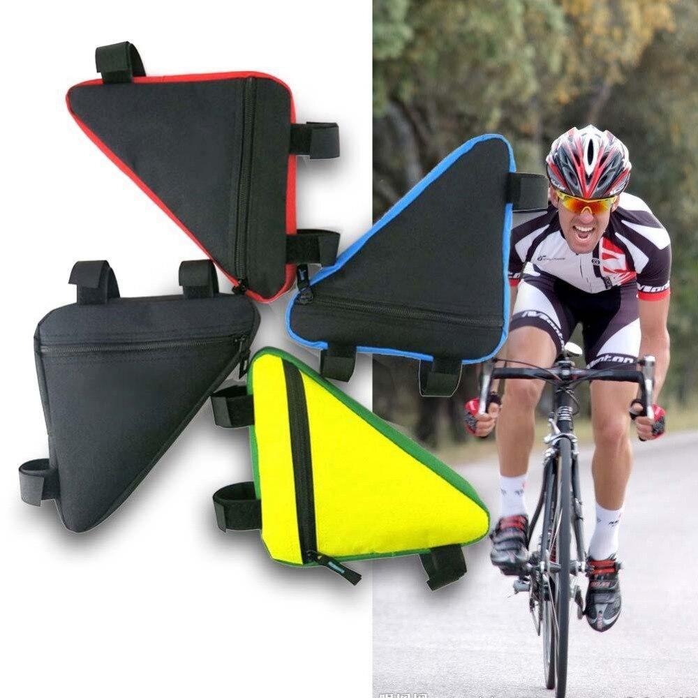 Triangle Radfahren Fahrrad Taschen Frontseiten schlauch Rahmentasche ...