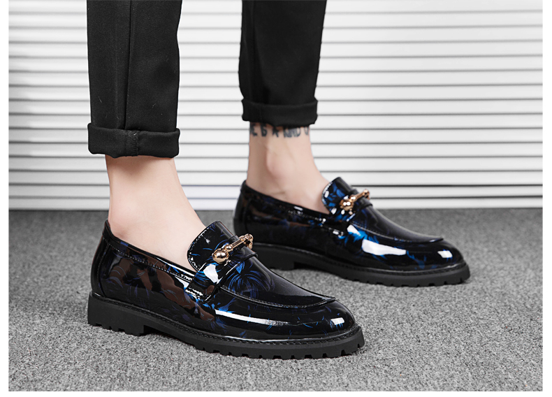 4270a01abab Formal Shoes Men Loafers Male Oxford Shoe Fashion Shoes Male Loafers ...