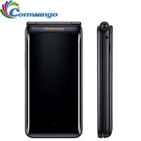 Original Samsung Galaxy Folder 2 G1650 2GB RAM 16GB ROM LTE Mobile Phone Dual SIM Quad