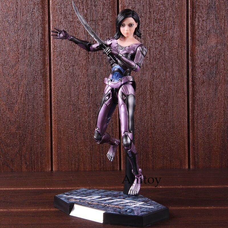 Alita Action Figure Legend Creation Alita Battle Figure 1 6 Scale Alita Figure PVC Collectible Model