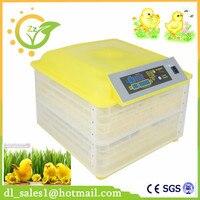 1 Piece 96 Eggs Incubator Machine Full Automatic Mini Small Egg Incubator For Chicken Quail Bird