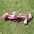 Naughty Pantera Rosa de Peluche de Juguete de Felpa Regalos de Decoración Del Hogar Cama Para Niño