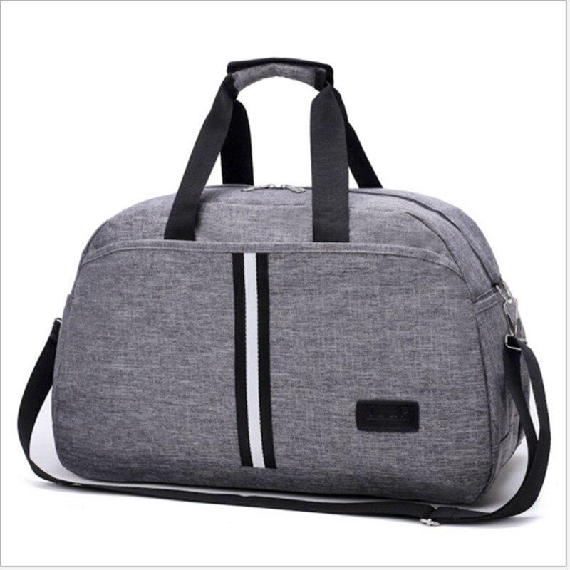 Gym-Bag Shoes Storage-Handbag Crossbody-Bags Travel-Duffle Shoulder Fitness Outdoor Women