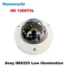Best sony 1300TVL dome camera CMOS Color outdoor security IR camera CCTV Camera waterproof camera with IR-CUT Free Shipping