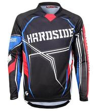 2019 new racing motorcycle long sleeve MX mountain bike cross country DH bicycle riding T-shirt