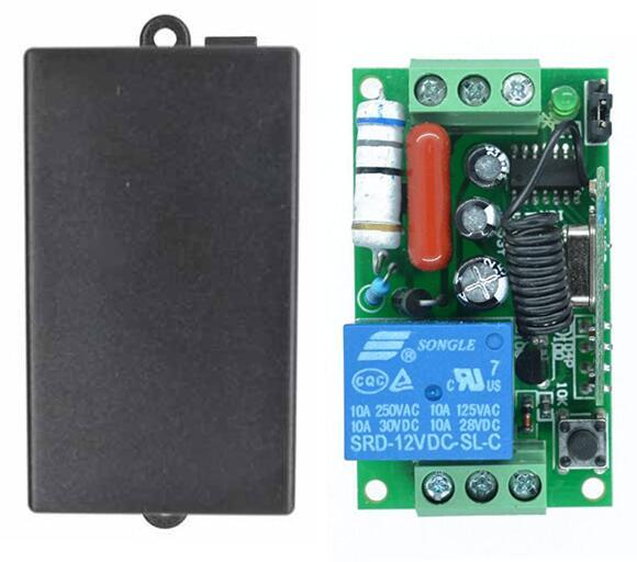 Переключатель с дистанционным управлением AC 220V 1CH светильник ing переключатели с дистанционным включением и выключением светильник SMD power RemoteSwitch system 315/433. 92MHZ защелка - 3