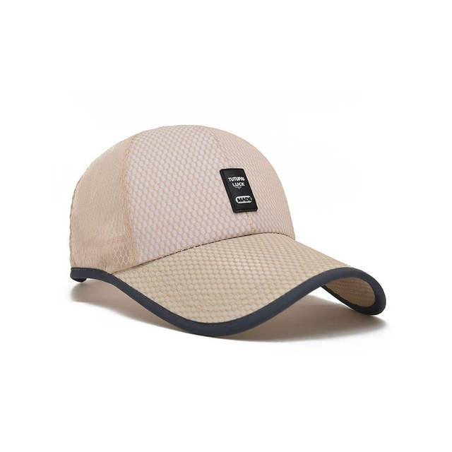 463ca685010 placeholder  AETRENDS  Summer hat mesh male baseball cap russia black sports  caps for men stranger