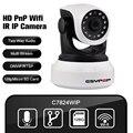 Vstarca EP7824WIP Onvif 2.0 720 P Cámara IP Inalámbrica Wifi CCTV Cámara HD Interior Pan/Tilt IR CUT Visión Nocturna de la Ayuda 128G SD Card