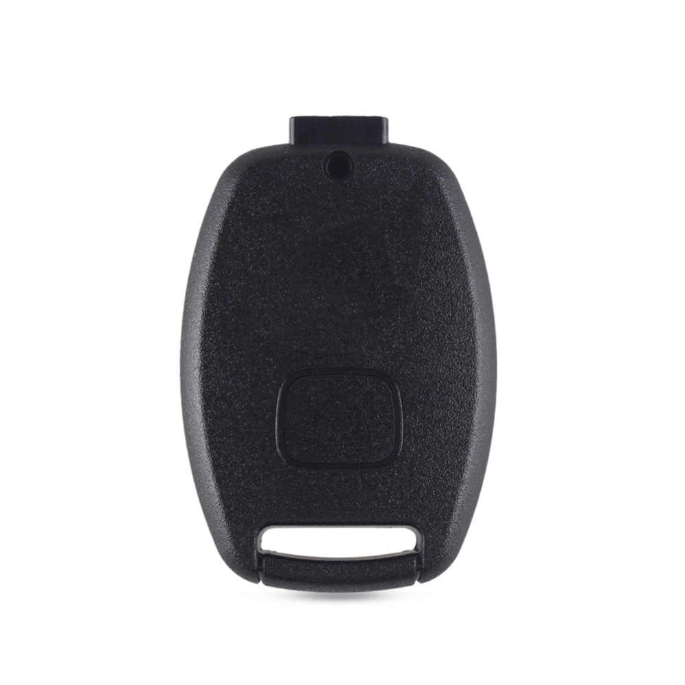 KEYYOU Autosleutel Case Shell Afstandsbediening Fob Cover Voor HONDA Accord CRV Pilot Civic 2003 2007 2008 2009 2010 2011 2012 2013 Met LOGO