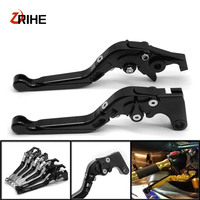 Adjustable Foldable Extendable Motorcycle Accessories Brakes Clutch Levers For buell m2 cyclone 1997 2002 S1 Lightning 1997 1998