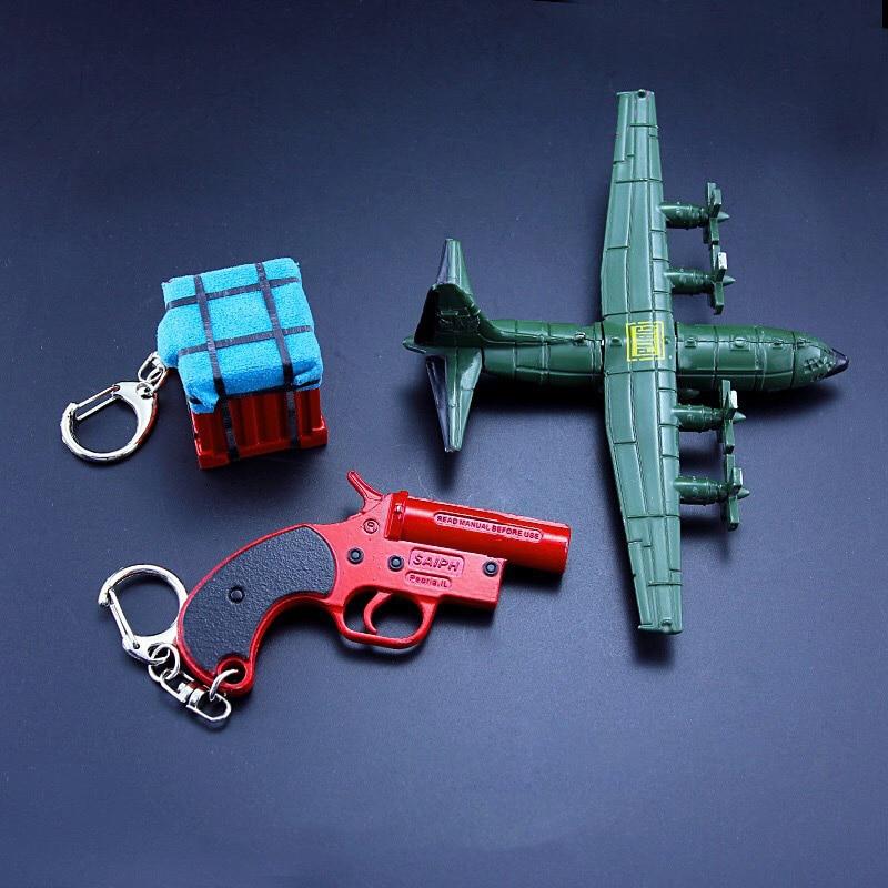 Aircraft Airdrop Box Keychain (8)