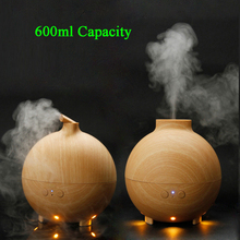 600ml Essential Oil Diffuser Aroma