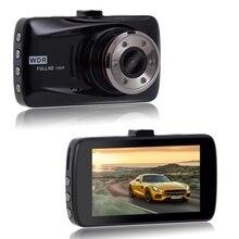 Car DVR Dash Camera 3.0 inch HD LCD Screen Full 1080P Night Vision 6 Infrared Lights Auto Driving Recorder