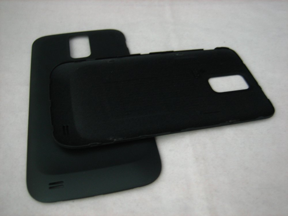 Replacement Back Cover Housing for T mobile Samsung Galaxy S2 SII SGH T989 T989 Hercules Black
