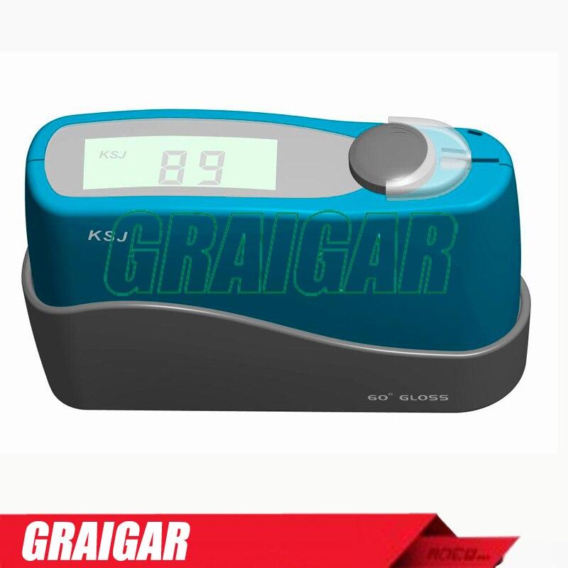 Ampla Faixa De Medição 0 ~ 999GU Gloss Meter MG6-SM