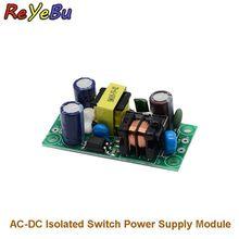 AC-DC  Isolated Switch 220V To 3.3V 5V 9V 12V 15V 24V 4W 5W
