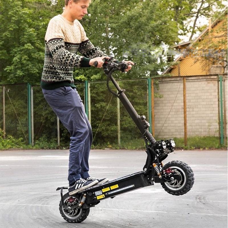 elétrico adulto pontapé e scooter dobrável patinete elétrico adulto