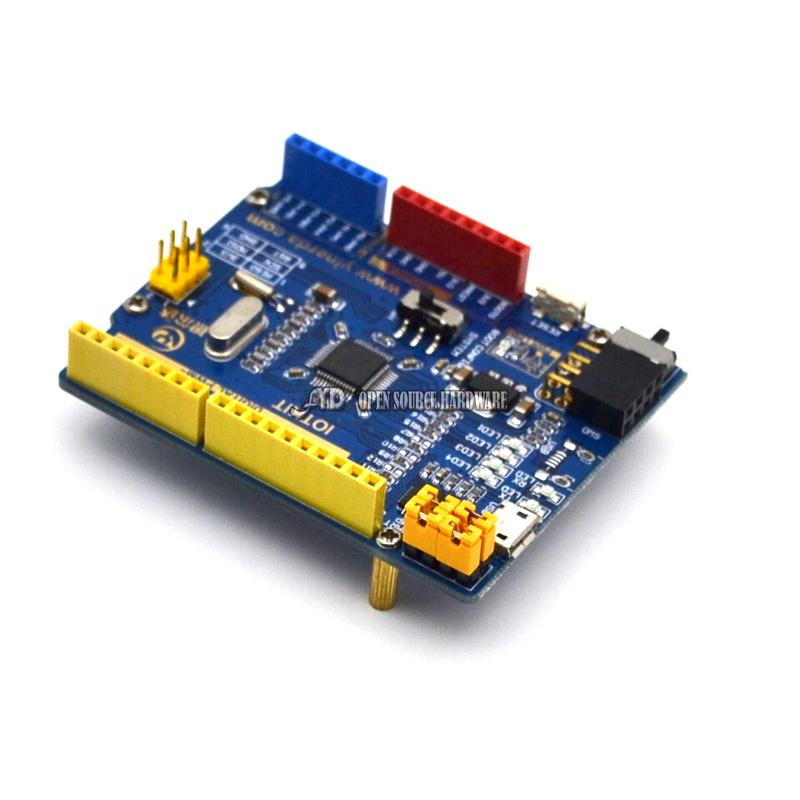 Things STM3 UNO R3 development board USB to serial ST NUCLEO