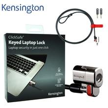 ケンジントンオリジナル盗難防止clicksafeキー付きノートパソコンのultrabookロック付き1.5メートルセキュリティケーブルチェーン付きリテールパッケージK64664