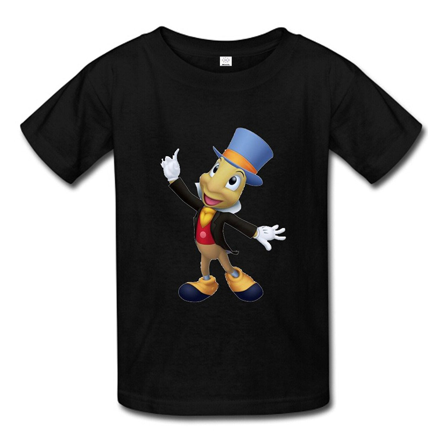 Meil personalized t shirts online custom jiminy cricket for T shirts online custom