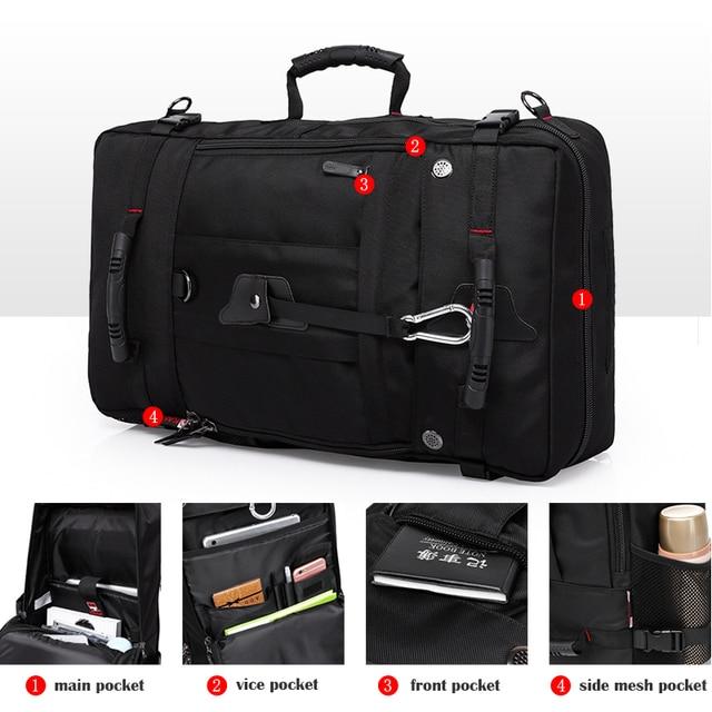 Huge Capacity 50L Waterproof Travel Backpack 3