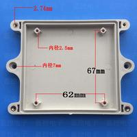 EPCOS 50pcs Lot Free Shipping Ceramic Gas Discharge Tube A81 A500X 500V 2R500 20KA 8X6