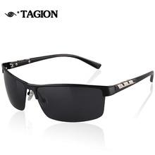 2016 Men Polarized Sunglasses High Quality Promotion Polarizing Man Glasses Outdoor Sport Rimless Male Polaroid Eyewear 8998