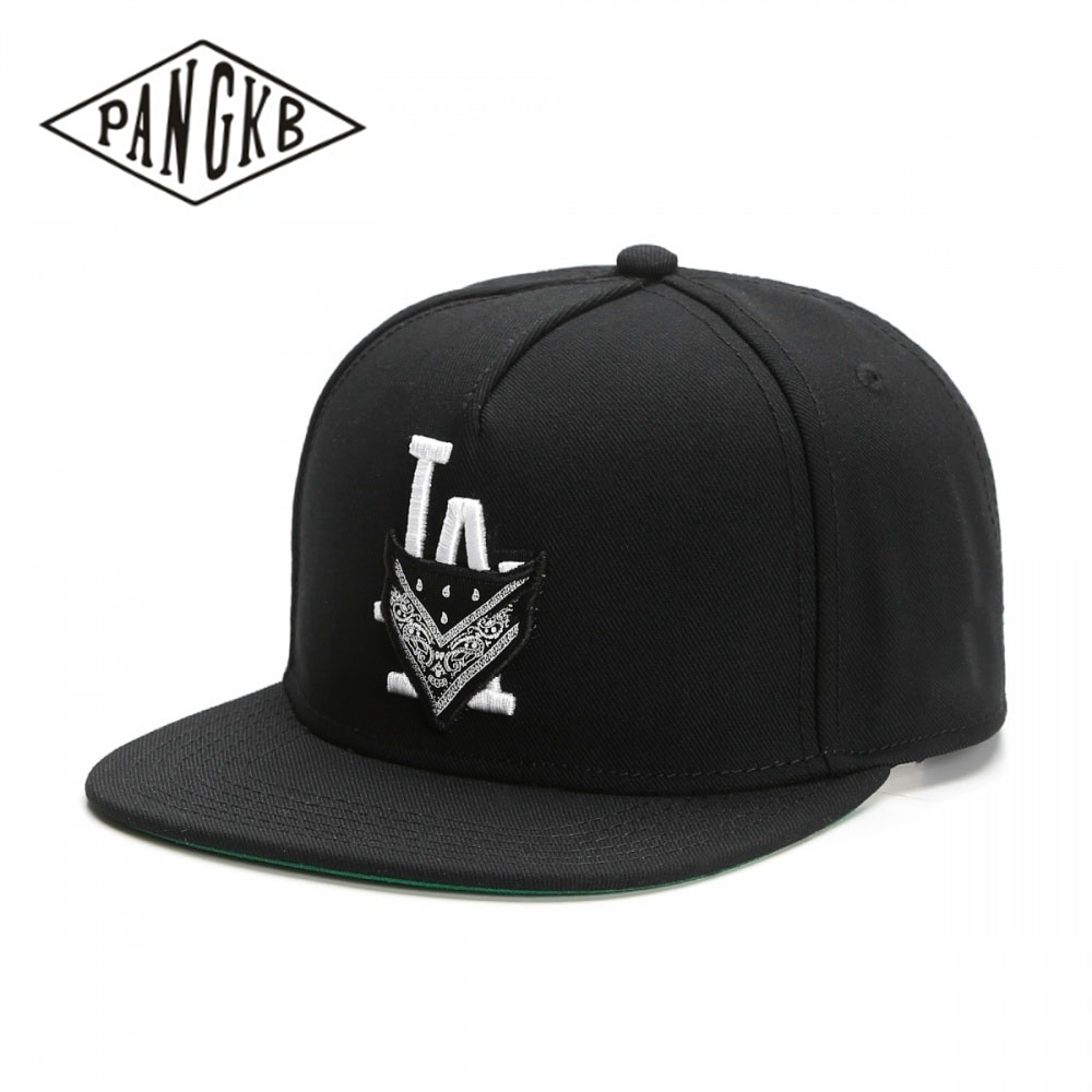 PANGKB Brand IVAN ANTONOV   Cap   Los Angeles snapback hat for men women adult hip hop Headwear outdoor casual sun   baseball     cap