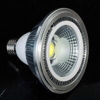 NEWEST 20W COB E27 LED Spot Light Dimmable Cool White Warm White AC85 265V Super Brightness