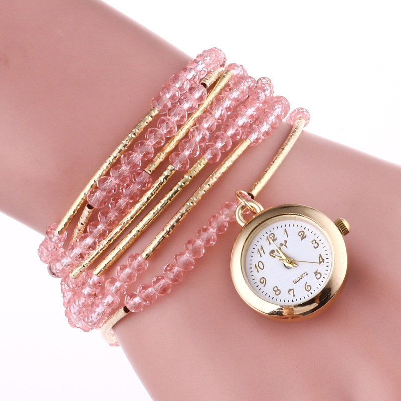 Bohemian Style Creative Watch Women Luxury Gold Jewelry Bracelet Wrist Watches For Women Fashion Casual Quartz Watch Ladies Gift in Women 39 s Watches from Watches