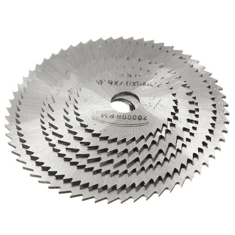 7PCS HSS Rotary Tool 22/25/32/35/44 / 50mm Hojas de sierra circular - Hojas de sierra - foto 3
