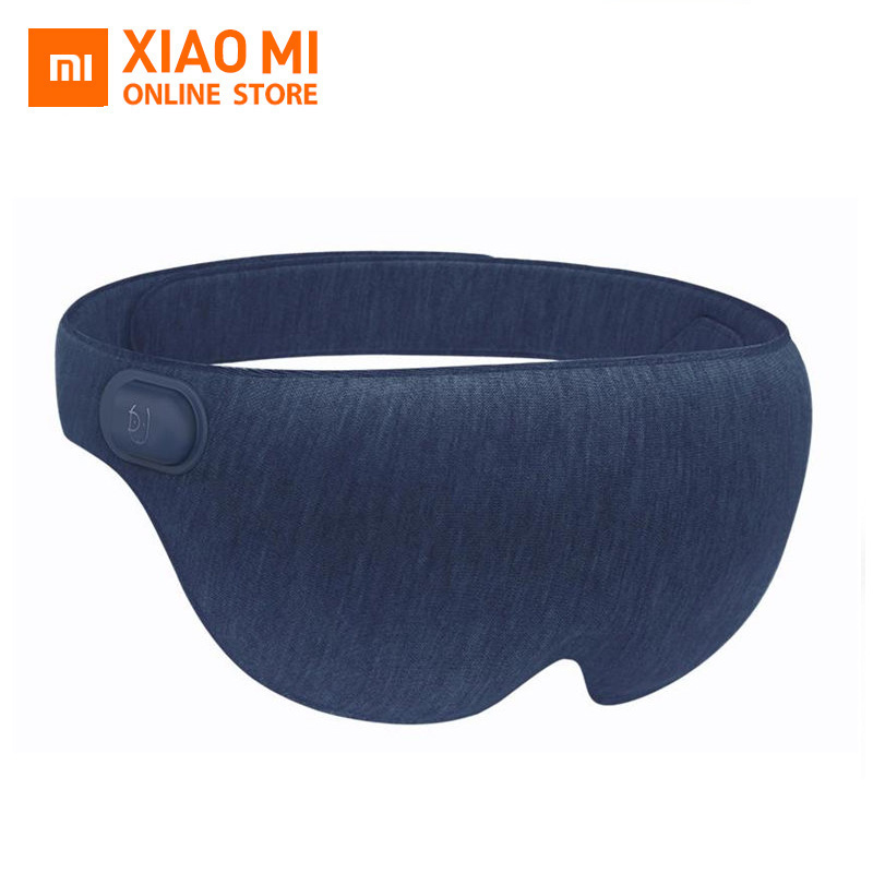 2019 Xiaomi Mijia Ardor 5v 5w Usb Hot Steam Rest Eye Mask Patch Outdoor Travel Airplane Eyeshade Cover Blindfold 3d Stereoscopic For Fast Shipping