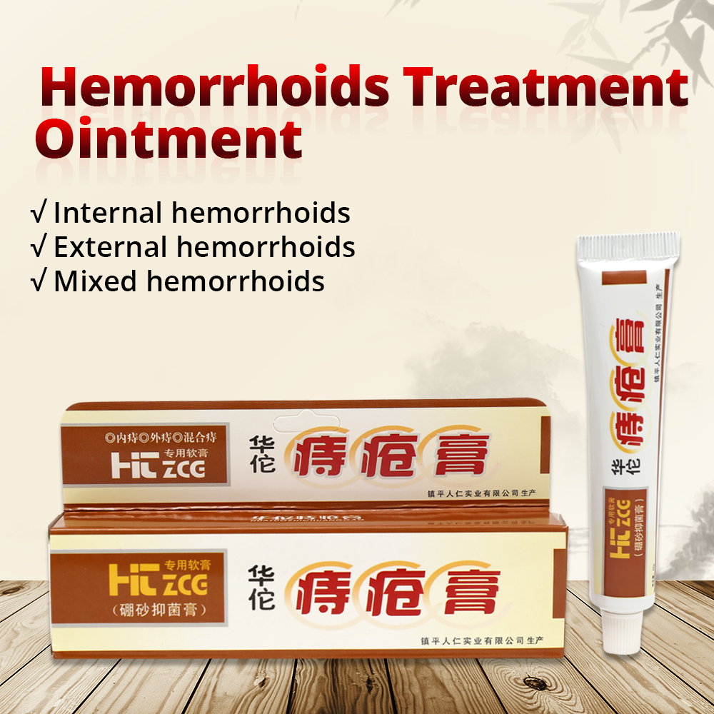 Hemorrhoids Ointment - Anal Fissure