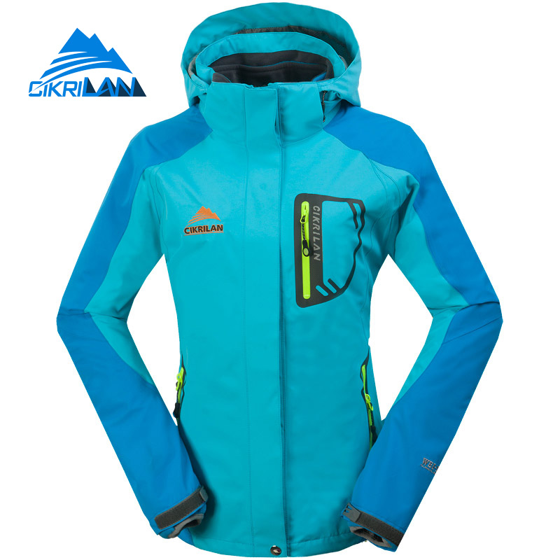 Cikrilan Hot Sale 2in1 Windstopper Hiking Thermal Winter Jacket Women Outdoor Camping Coat Water Resistant Sport Chaquetas Mujer hot sale windstopper water resistant coat 2in1 hiking winter jacket women outdoor veste breathable camping chaquetas mujer