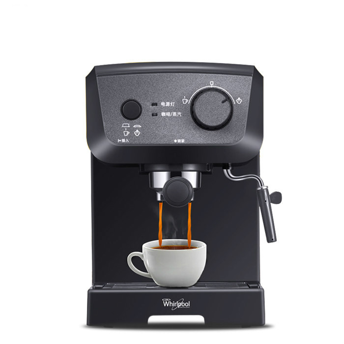 1050W Italian Coffee Machine Fully Automatic Pump Pressure Milk Foam 15Bar Constant Temperature Cleaning 1.25L Water Tank цена и фото