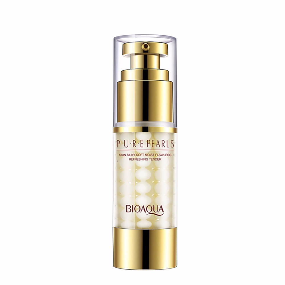 Eye Cream Eye Essence Pearl Pure Collagen Makeup Hyaluronic Acid Skin Care Moisturizing Anti Wrinkles Anti Aging 30g