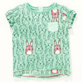 Bobo Choses Dinosaur Clothing European And American Style Brand Children's Little Maven Summer Cotton T-shirt Sleeve Girl Scout
