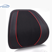 Black Lumbar Support For Office Chair Car Covers Summer Seat Supports Car Seat Cushion Car Seat