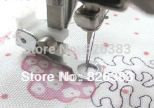 1 piece good quality home sewing machine Embroidery presser foot NO.701