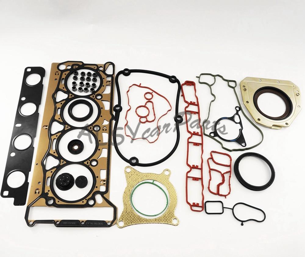KEOGHS Engine Overhaul Gaskets Seals Repair Kit Engine Cylinder Head Gasket 06J 103 383 D For VW CC Audi A4 A5 A6 2.0T DOHC 16V головка блока цилиндров ehrling lcbd dohc 16v 025 090 1s7e 6051dc 1s7e 6051bc