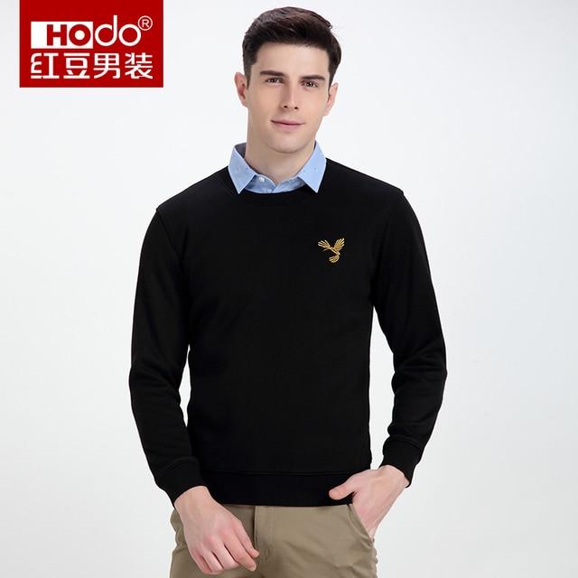 Model Kemeja Camisas Sociais Hodo Sweater Pria 2018 Baru Pria