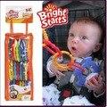 Bright Starts bebé Mordedor 24 Unids/lote Rainbow Anillo de Juguetes Para Bebés Para Brinquedo Bebe Bebé Dentición Juguetes Masajeador