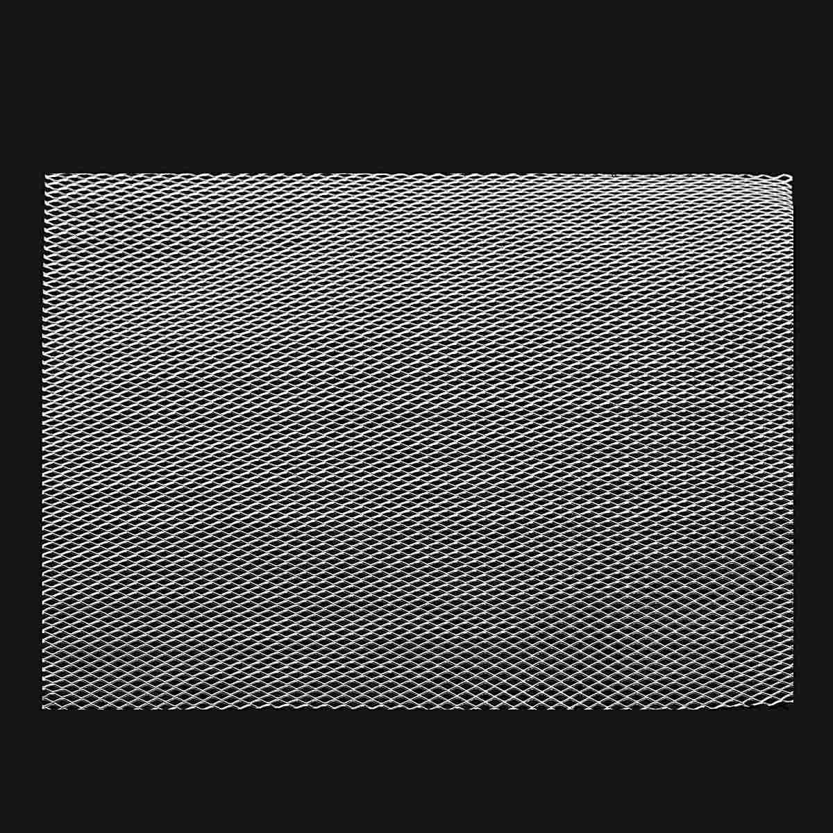 Aluminium Modelling Mesh Fine Medium And Coarse Appox 25cm By 20cm Sheets