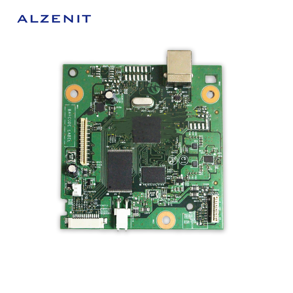 For HP Pro M125 M125A M126 M126A M126NW 125 126 125A 126A 126NW Original Used Formatter Board CZ172-60001 Printer Parts On Sale