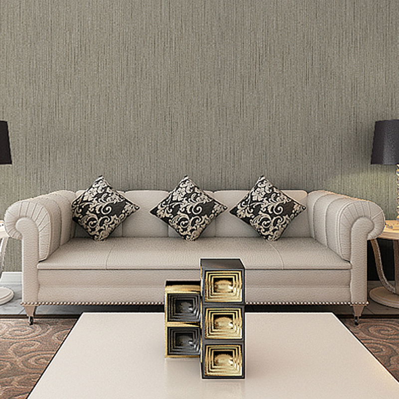 Wall Decor Contact Paper : M swp modern wallpaper pvc solid color